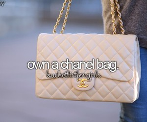 bag, chanel, and coco chanel image