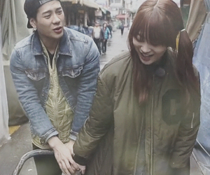 hands, holding hands, and jackson image