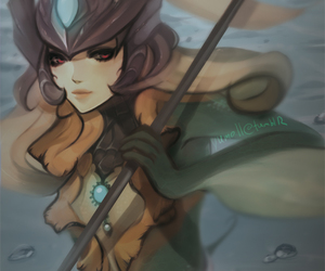 nami and league of legends image