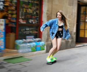 Barcelona, love, and fashion image