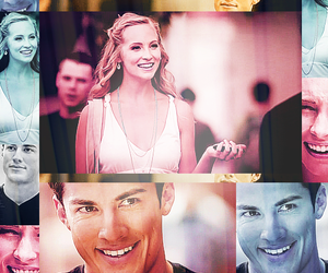 caroline, Vampire Diaries, and forwood image