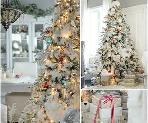 beautiful, christmas, and decor image