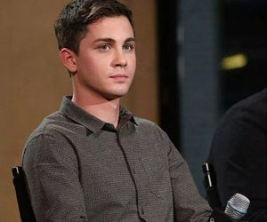 handsome, sexy, and logan lerman image