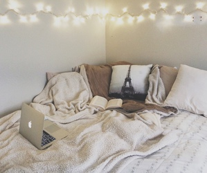 cozy, interior, and lights image