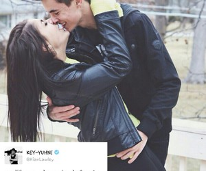 tweet, andrea russett, and kian lawley image