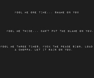 quote, fool me, and j cole image