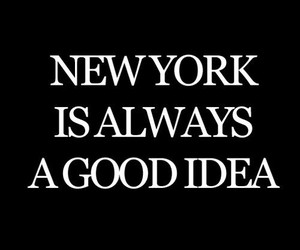 always, new york, and quotes image