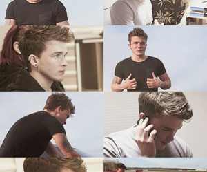 one direction and josh devine image