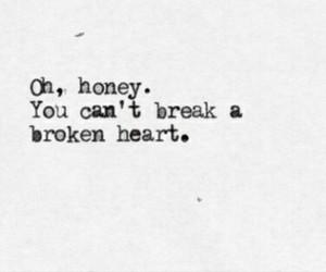 broken and break image