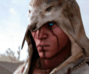 assassins, connor kenway, and assassins creed 3 image