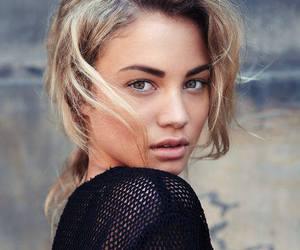 girl, model, and woman image