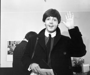 Paul McCartney and sixties image
