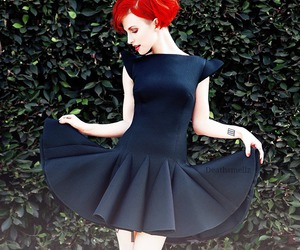 dress, formal, and hayley williams image