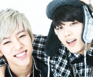 b.a.p, daehyun, and youngjae image