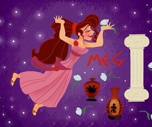 disney and megara image