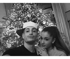 ariana grande, love, and christmas image
