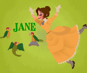 disney and jane image