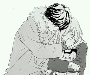 manga, ao haru ride, and anime image