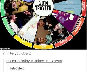 troye sivan, troyler, and tumblr post image