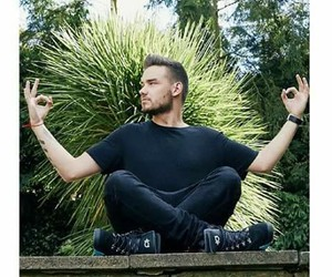 liam payne and my tiny baby son image