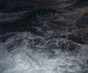 grunge, ocean, and sea image
