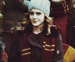 book, emma watson, and harry potter image