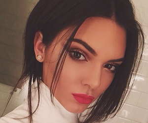 makeup and kendall jenner image