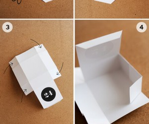 diy, papier, and swag image
