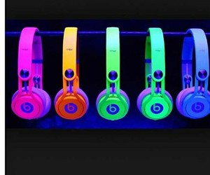 beats and neon image