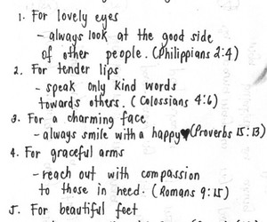 attractive, smile, and love image