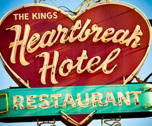 vintage, heartbreak, and hotel image
