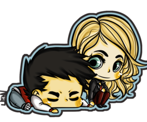 Vampire Diaries and forwood image