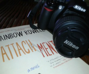 book, books, and camera image
