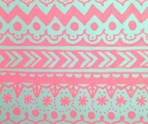 pink, green, and ciolors image