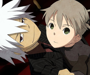 couple, SoMa, and soul eater image