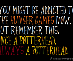 harrypotter, catching fire, and potterhead image