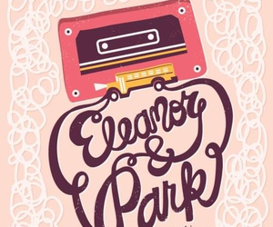 book, love, and eleanor & park image
