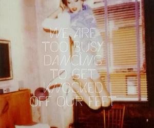 1989, Taylor Swift, and Lyrics image
