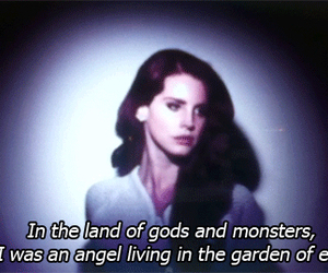 lana del rey, grunge, and gods and monsters image