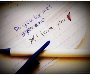 letters, love, and love u image