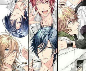 anime, uta no prince sama, and starish image