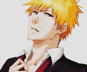 bleach, anime, and Ichigo image