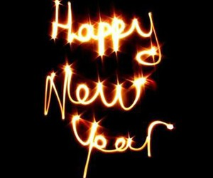 draw, new year, and happy new year image