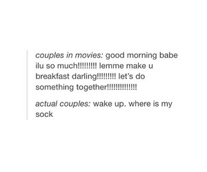 couples, true, and funny image