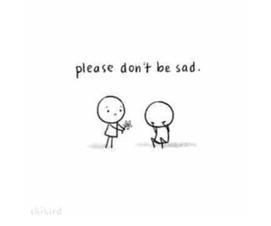 sad, quotes, and friends image