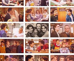 boy meets world, cory, and eric image