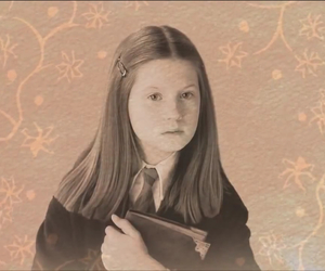 bonnie wright, book, and ginger image