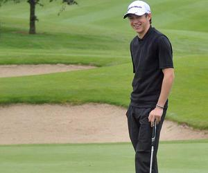 niall horan, one direction, and golf image