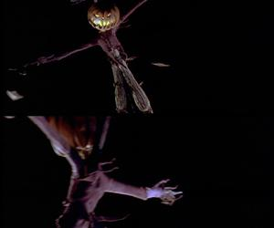 disney, nightmare before christmas, and halloween town image