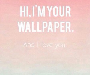 wallpaper, love, and iphone image